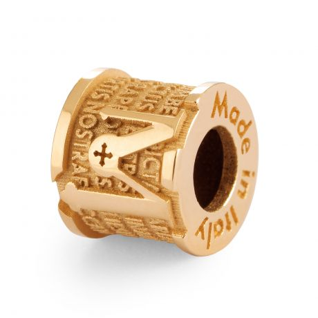 INCIPIT MATER in ARGENTO T-GOLD
